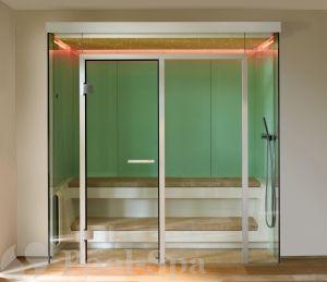 KLAFS Паровая баня D12